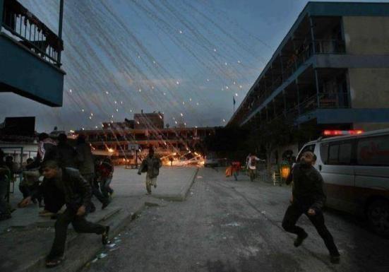 Gaza Under Attack  (3)