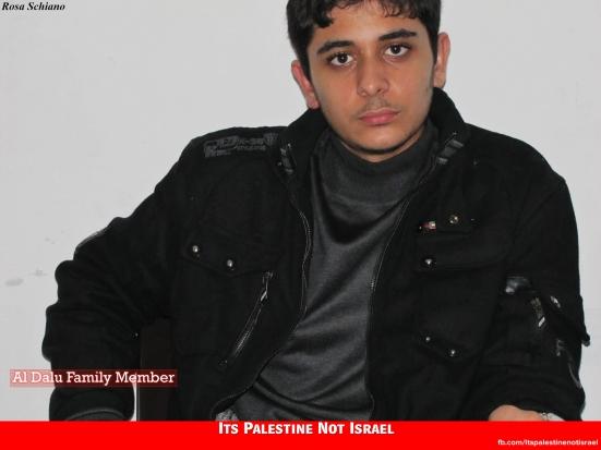 Al Dalu family_Home_Member_destroyed_by_Israel