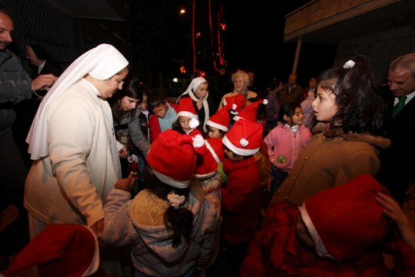 Photos :: Christmas in Palestine 2012