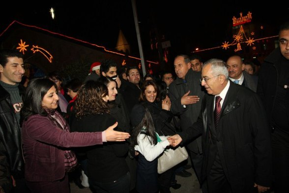 Dec 20 2012 Christmas in Beit Sahour Photo by WAFA