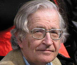Noam Chomsky-Impressions on GAza