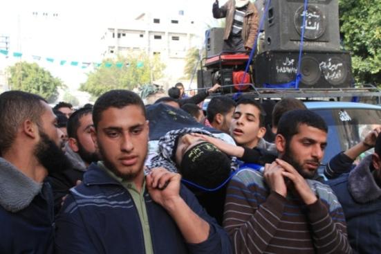 funeral-shaheed-harazin-photo-by-saraya-alquds-brigades-23