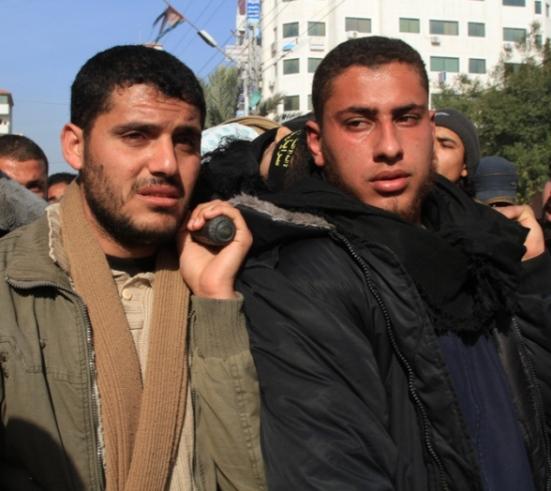 funeral-shaheed-harazin-photo-by-saraya-alquds-brigades-7