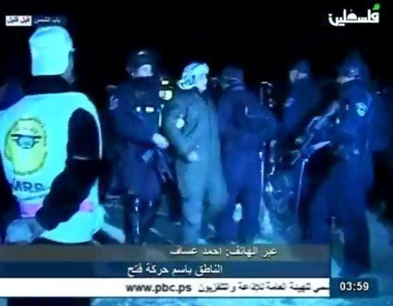 IDF invading Bab Al Shams