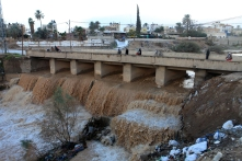 Flood in Jericho