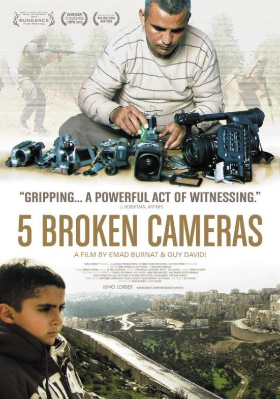 Watch 5-broken-cameras Documentary Free