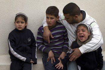 Israel demolishes house in Beit Hanina, Jerusalem-5-Feb-2013-Itspalestinenotisrael_pic-5
