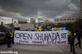 ACTION ALERT | Announcing 4th annual Open Shuhada Street campaign (22-25 February 2013)
