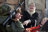 Daily Sufferings of Muslims Females in Checkpoints