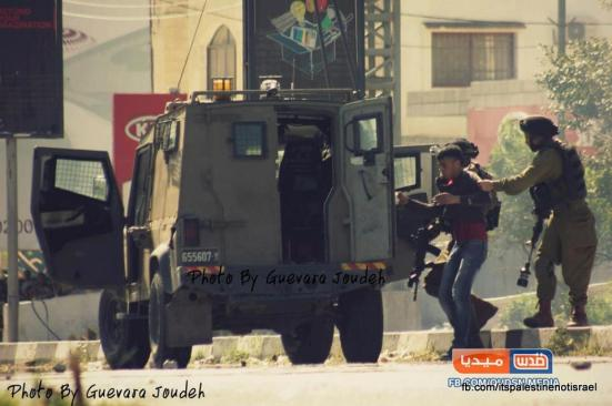 Clashes at Huwarra checkpoint, March 1, 2013_13