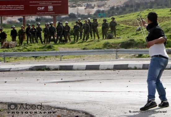 Clashes at Huwarra checkpoint, March 1, 2013_17