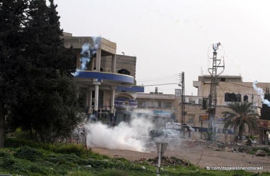 Funeral of Palestinian killed by Israel, al-Ram, March_15_2013_01