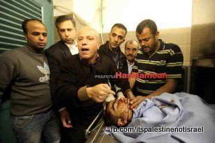 Israel kills young Palestinian near Hebron, March_12-13_2013_25