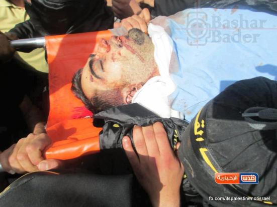 Israel kills young Palestinian near Hebron, March_12-13_2013_27