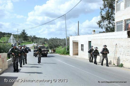 Nabi Saleh weekly demonstration, March 1, 2013_13