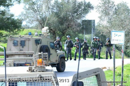 Nabi Saleh weekly demonstration, March 1, 2013_19