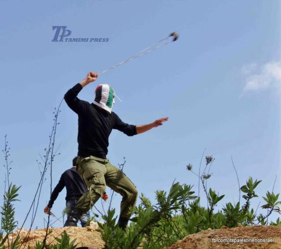 Nabi Saleh weekly demonstration, March 1, 2013_28