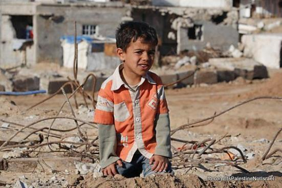 Operation_Cast_Lead_in_Children_in_Gaza_02