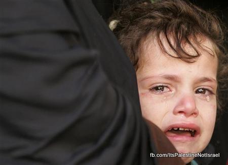 قذيفة إسرائيلية تقتل ثلاثة أطفال فلسطينيين في غزة