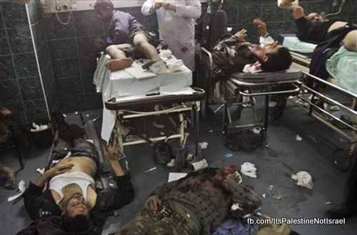 Operation_cast_lead_Victims_Wounded_After_Attack_02