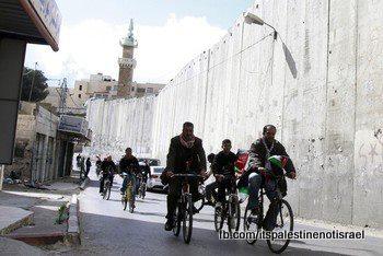 Protest against Israeli marathon, March 1, 2013_05