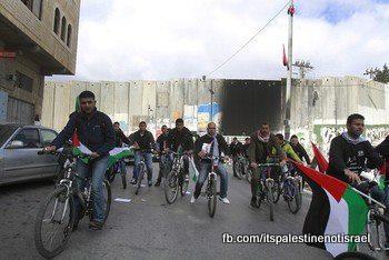 Protest against Israeli marathon, March 1, 2013_08