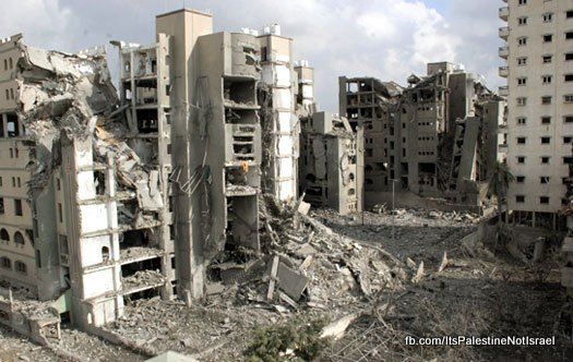 gaza-city-destroyed-buildings