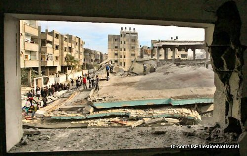 gaza-city-destruction