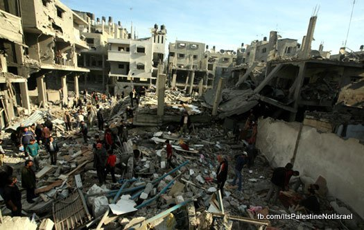 gaza-city-rubble