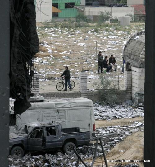 israelcontinuesbombinggazaoraicfggkcol