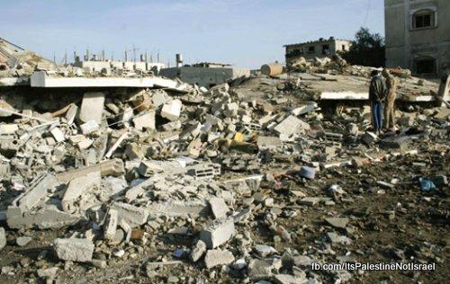 wreckage-rafah-gaza