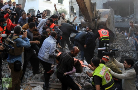 PALESTINIAN-ISRAELI-GAZA-CONFLICT
