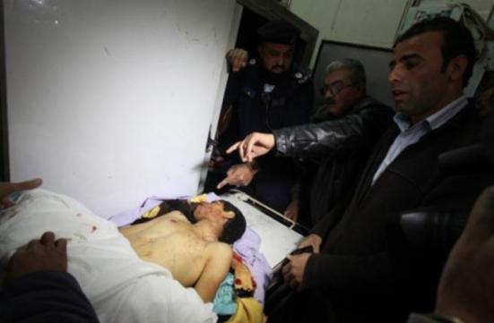 Wajih Al-Ramahy is not the first Palestinian child to die at the hands of an Israeli soldier. [juancole]