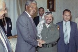 Israel apologists attempted to discredit Mandela with false Israel apartheid quote