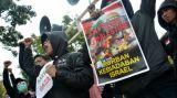Indonesians rally to condemn Israeli onslaught onGaza