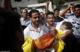 Israeli airstrikes kill 40 Palestinians in 24 hours