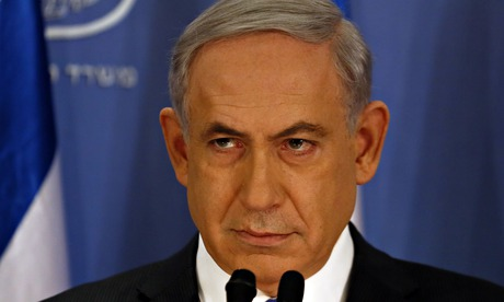 Binyamin Netanyahu, prime minister of Israel