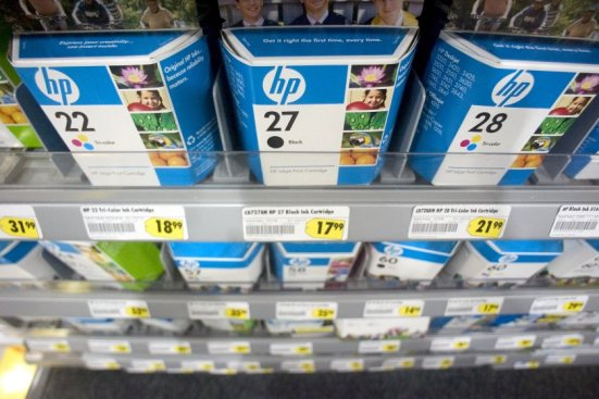 Hewlett Packard - Brands You Can Boycott to Hold Israel Accountable for Its Violation of International Law