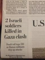 Dear American media, I'm asking you to simply tell what's happening inGaza