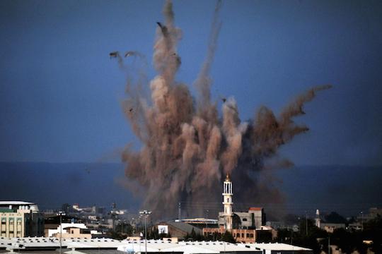 Gaza Under Attack 2014