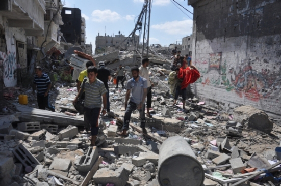 Gaza-under-attack-26-july-2014-photos-007