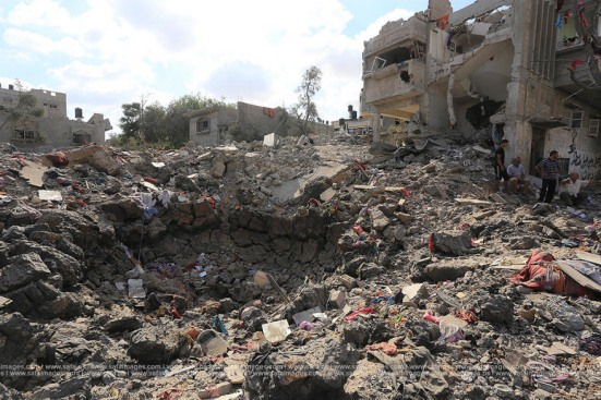 Gaza-under-attack-26-july-2014-photos-012