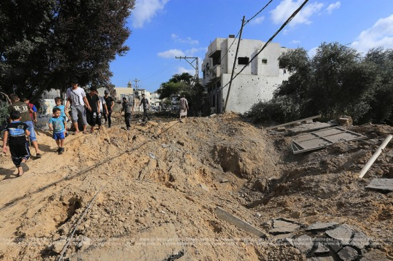 Gaza-under-attack-26-july-2014-photos-019