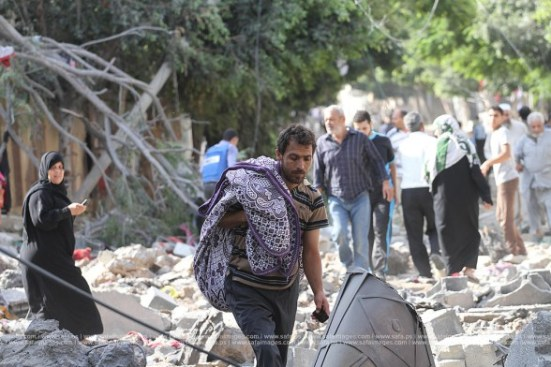 Gaza-under-attack-26-july-2014-photos-046