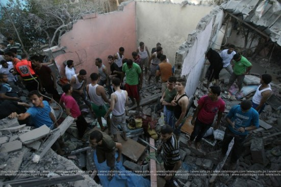 Gaza-under-attack-26-july-2014-photos-051