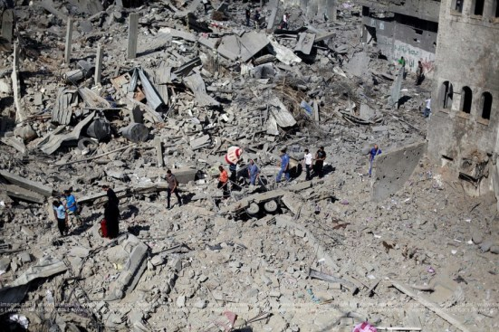 Gaza-under-attack-26-july-2014-photos-057
