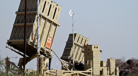 Iron Dome is a bluff