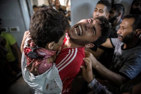israel-killing-gaza-children