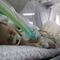 Baby born after mother killed in Israeli war on Gaza