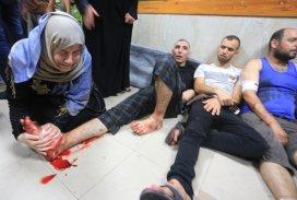Israel-shells-Shujaya-market-in-Gaza-006